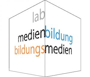 Das Logo des lab medienbildung | bildungsmedien