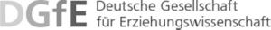 Logo Deutsche Gesellschaft für Erziehungswissenschaft