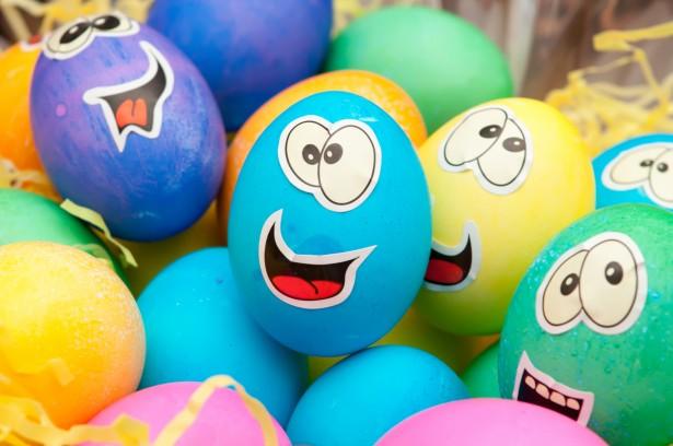 smiley-easter-eggs