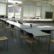 Leerer Saal im GW2