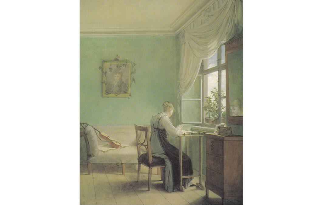 """Am Fenster: Künstlerschaft, Geschlecht und Raum"""