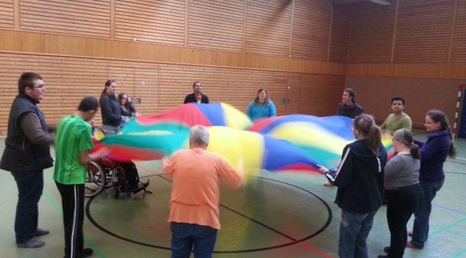 Inklusion praktisch: Was durch Bewegung, Sport und Spiel alles möglich ist
