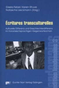 Cover Ecritures transculturelles