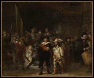 Die Nachtwache, 1642
