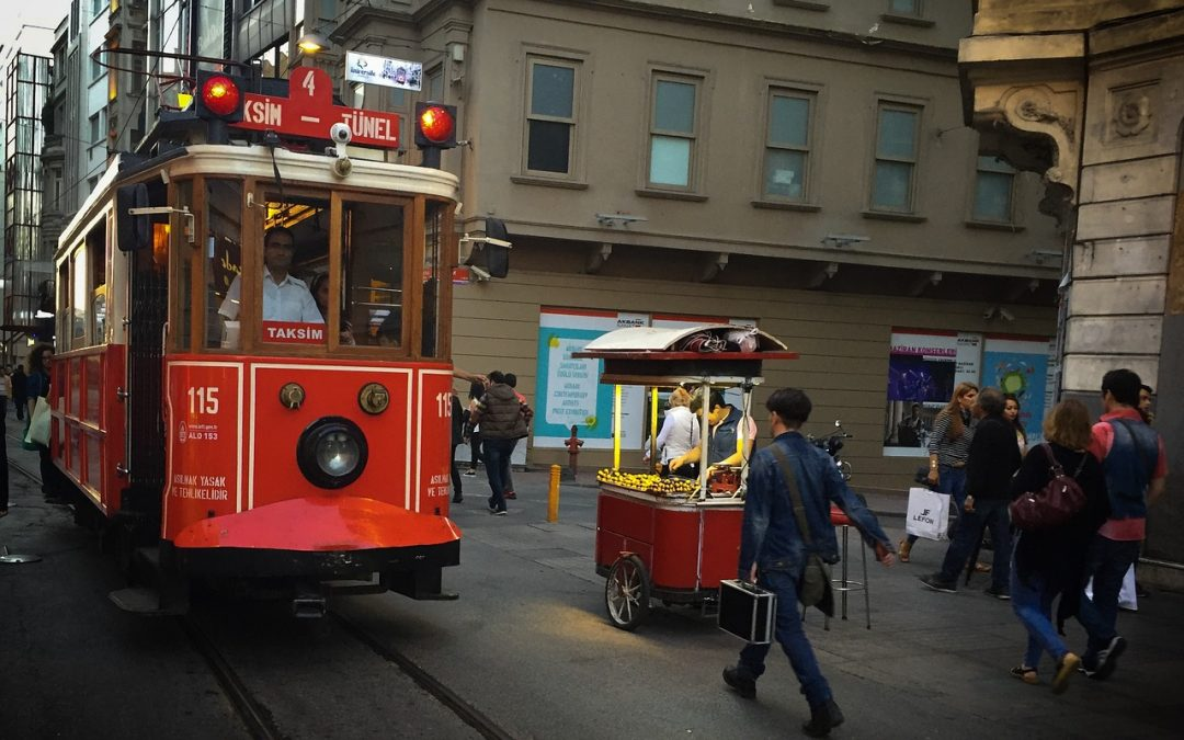 Praktikumsbericht A&B Communications, Istanbul