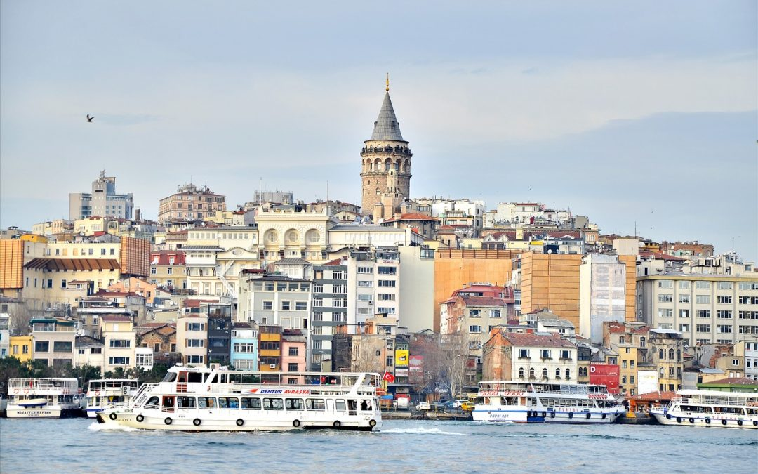Erfahrungsbericht eines siebenmonatigen Praktikums in Istanbul