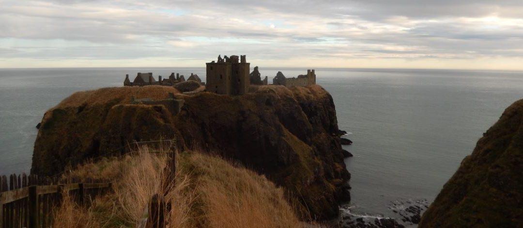 Mein dreimonatiges Auslandspraktikum am Oceanlab in Aberdeen, Schottland