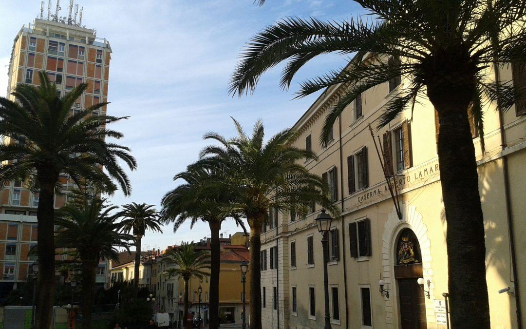 Praktikum im International Relations Office der Universität Sassari