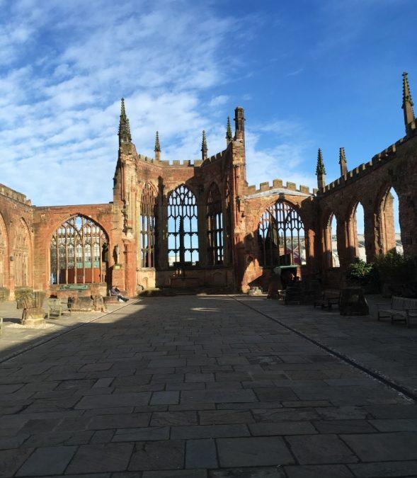 Mein dreimonatiges Forschungspraktikum am Centre for Research in Psychology, Behaviour and Achievement an der Coventry University, England