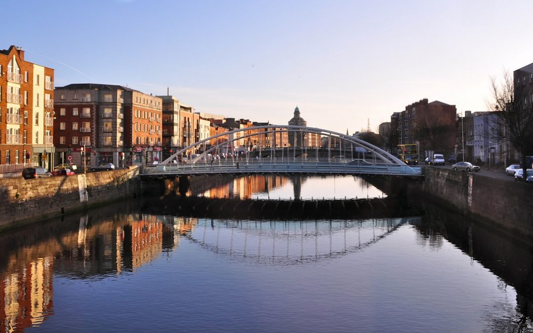 3 Monate in einem Dubliner Co-Working Space