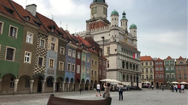 Auslandspraktikum bei Volkswagen Poznań in Polen
