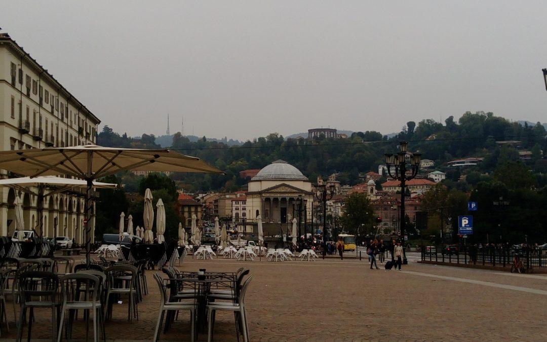 Meine ersten Tage in Turin als Sprachassistentin
