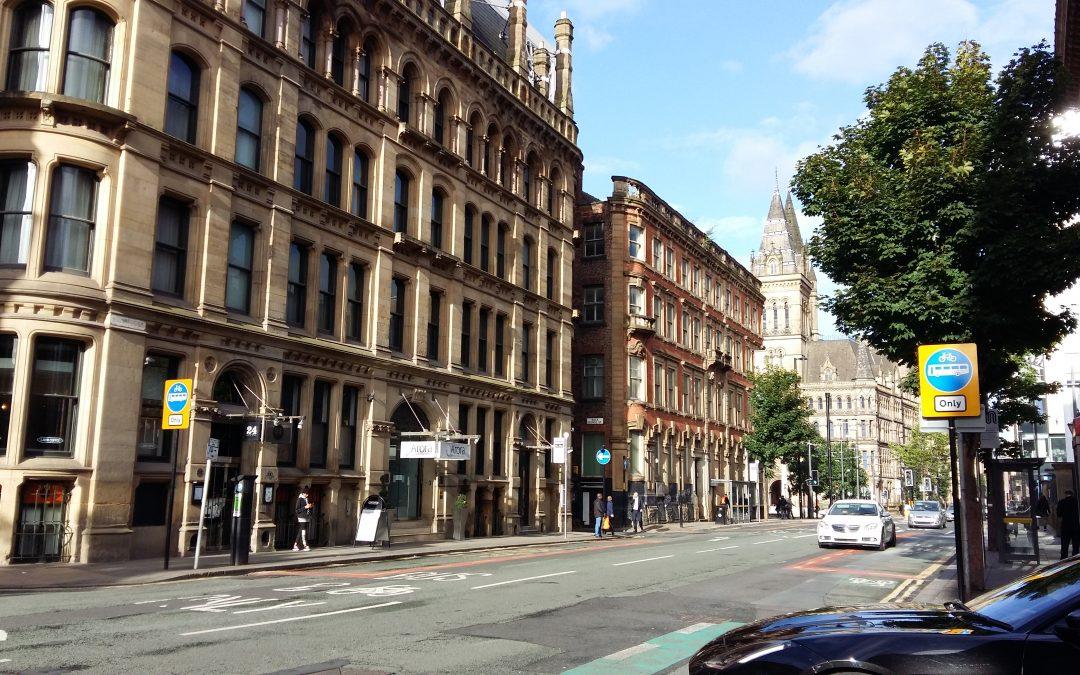 Erfahrungsbericht über ein Auslandspraktikum in Manchester