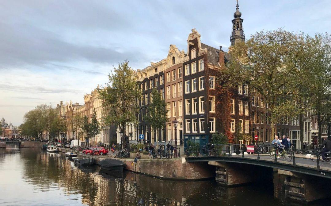 Bericht zu meinem Praktikum in Amsterdam