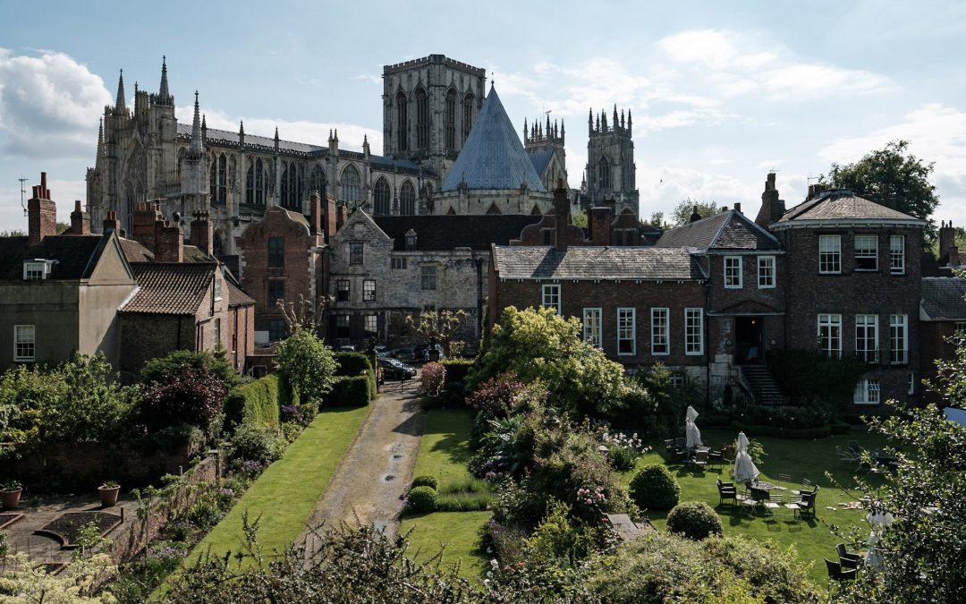ERASMUS+ Internship at the University of York – England
