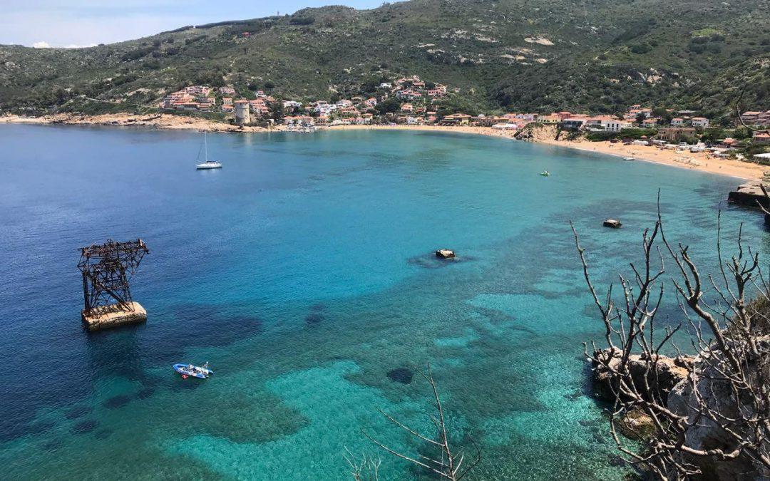 ERASMUS Praktikum Erfahrungsbericht Institut für Marine Biologie Isola del Giglio, Italy