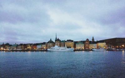 Research internship at the Karolinska Institute, Stockholm with Erasmus+