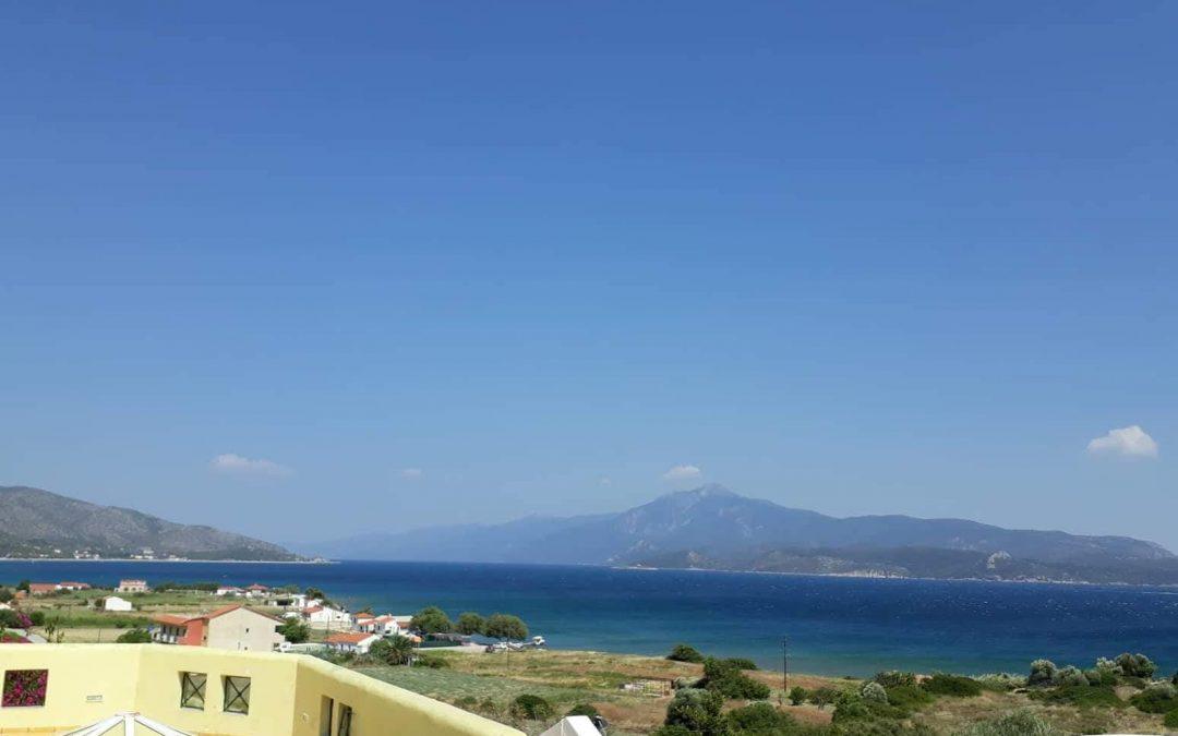 Erasmus-Praktikum am Archipleagos Institute for Marine Conservation, Griechenland