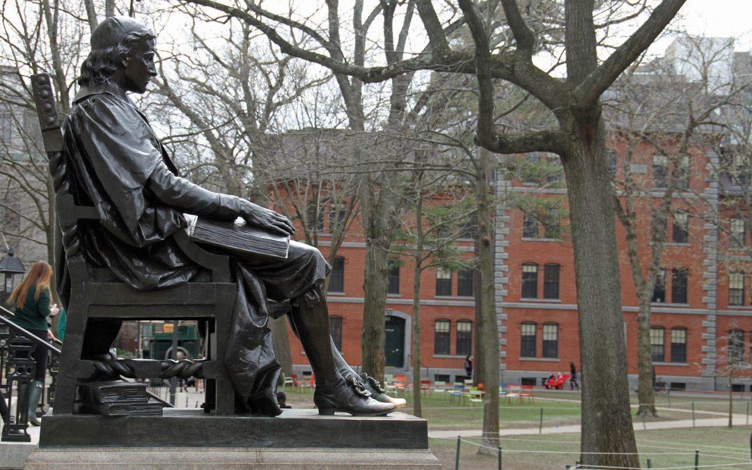 Dreimonatiger Forschungsaufenthalt an der Harvard University, Cambridge, Massachusetts