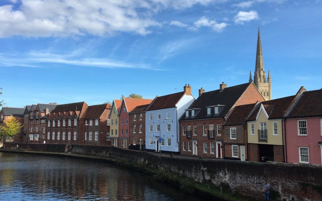 Erasmus+ Praktikum an einer weiterführenden Schule in Norwich, England