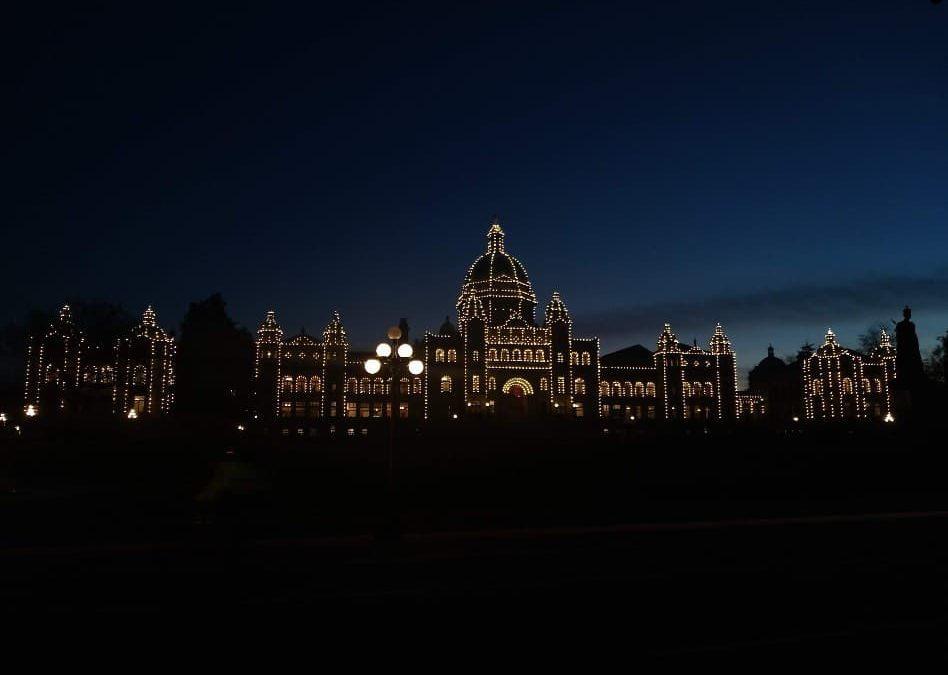 Public Health Praktikum in Victoria, Kanada