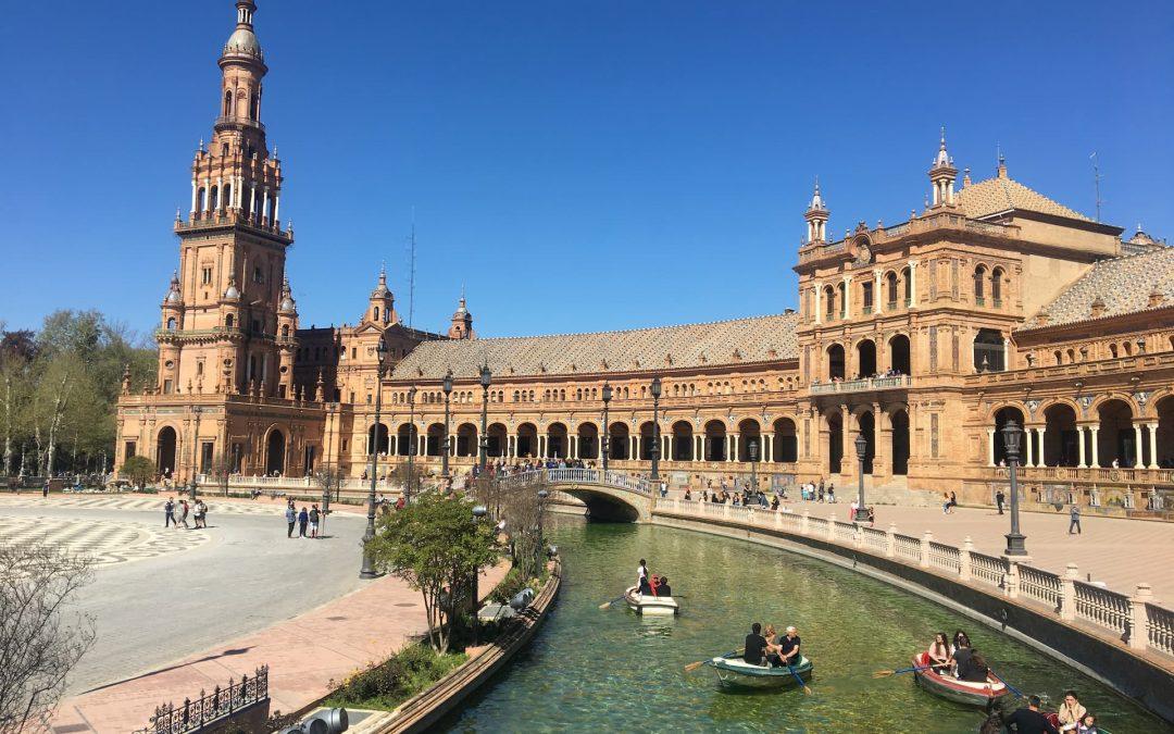 Erasmus-Praktikum in einer Kinderkrippe in Sevilla, Spanien