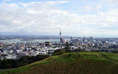 Auslandspraktikum an der University of Auckland, Neuseeland