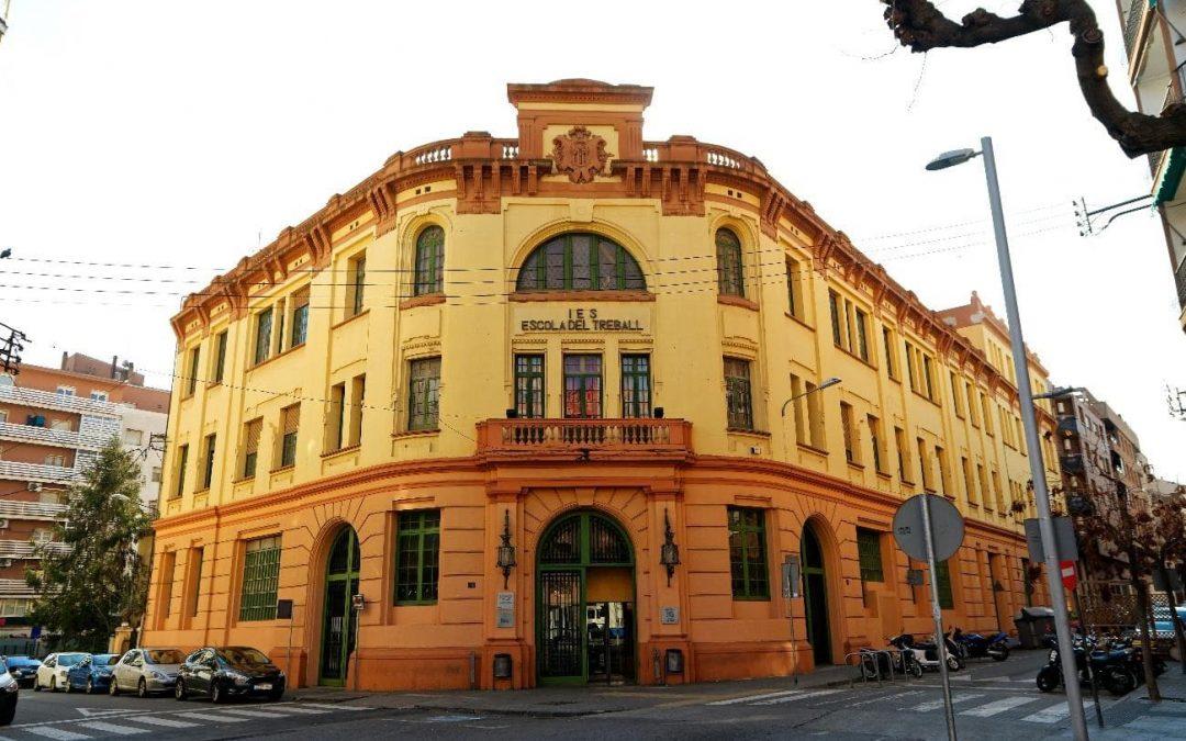 Praktikum an der Escola del Treball in Lleida, Spanien