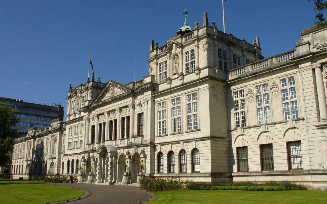 Forschungspraktikum an der Cardiff University, School of Chemistry