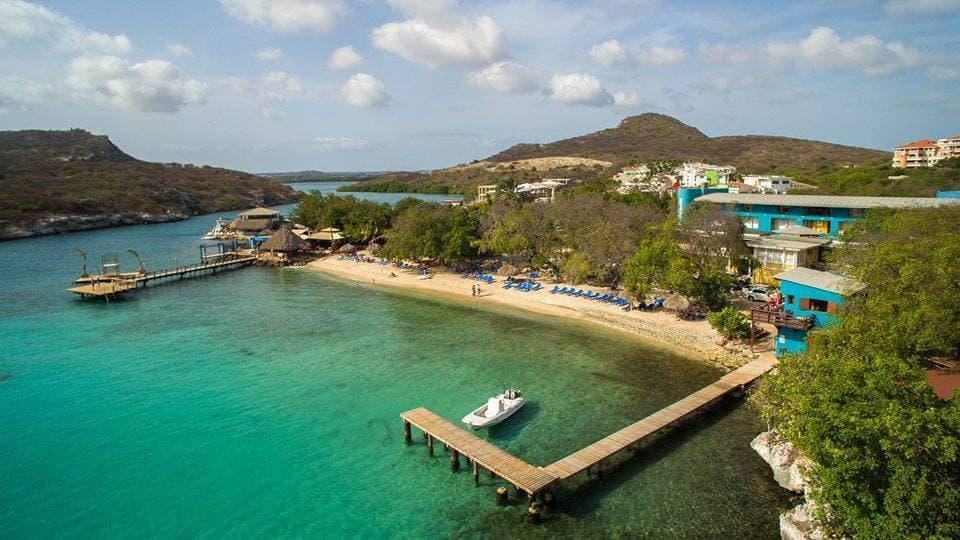 Erasmus-Praktikum auf Curacao, Niederländische Antillen