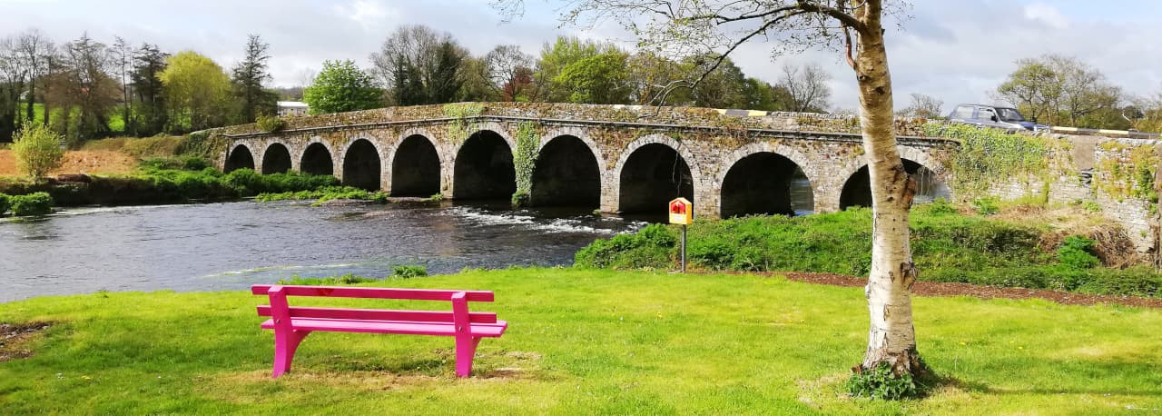 Brücke über den Bandon in Ballineen