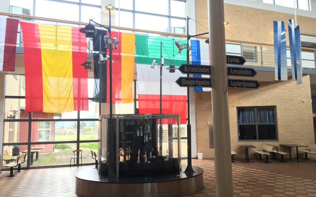 Erasmus+-Praktikum am Marks Gymnasium in Skene (Schweden)