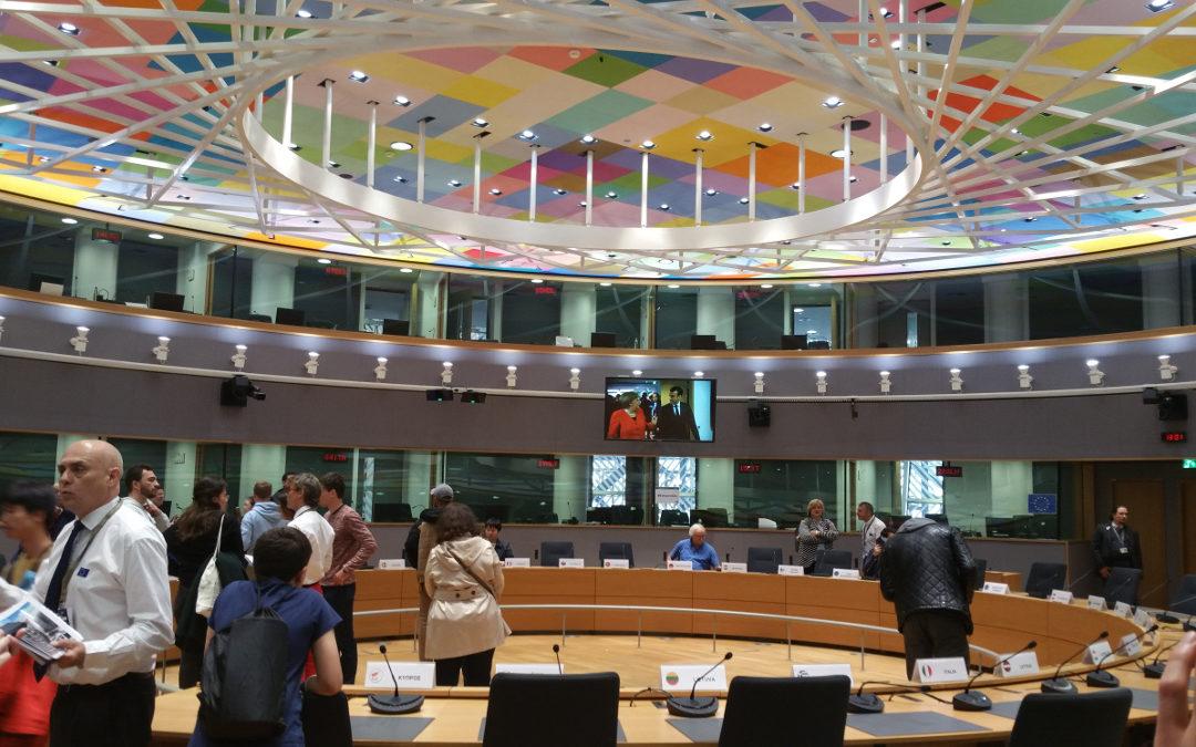 Erasmus+ Praktikum bei der Kooperationsstelle EU der Wissenschaftsorganisationen (KoWi) in Brüssel