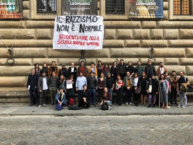 PhD-Forschungsaufenthalt mit Erasmus+ in der Scuola Normale Superiore, Italien