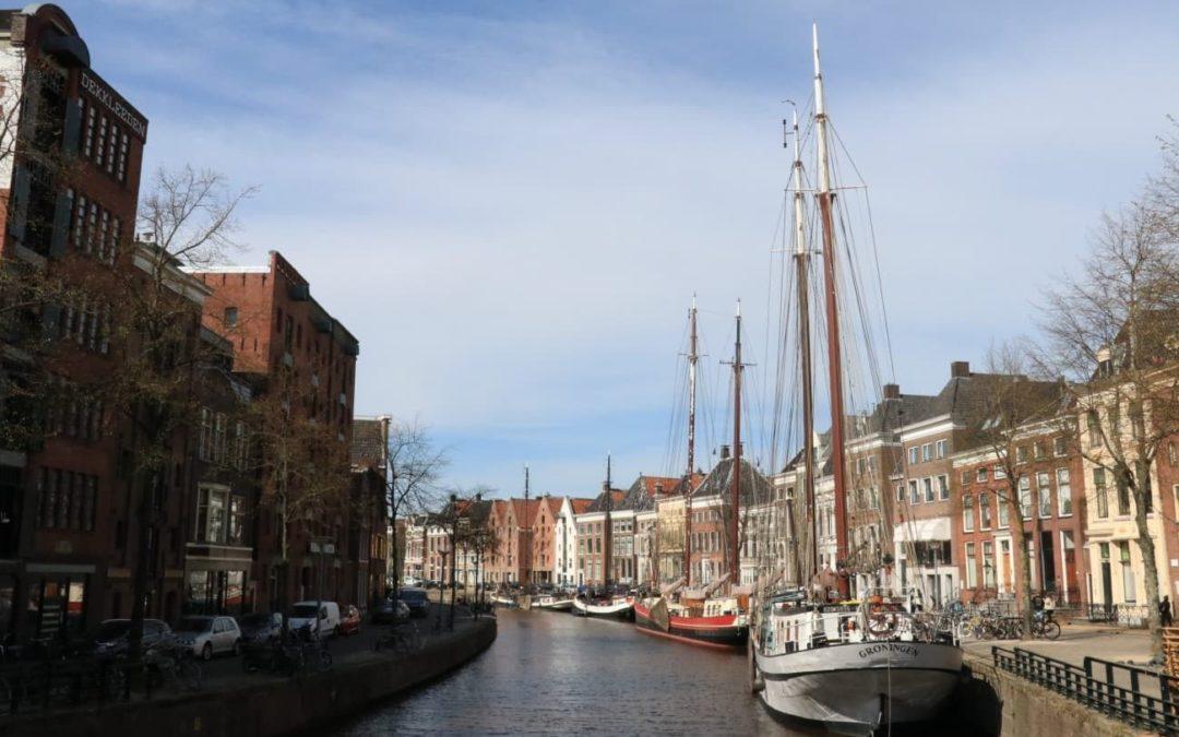 Social Media Praktikum in Groningen mit Erasmus+