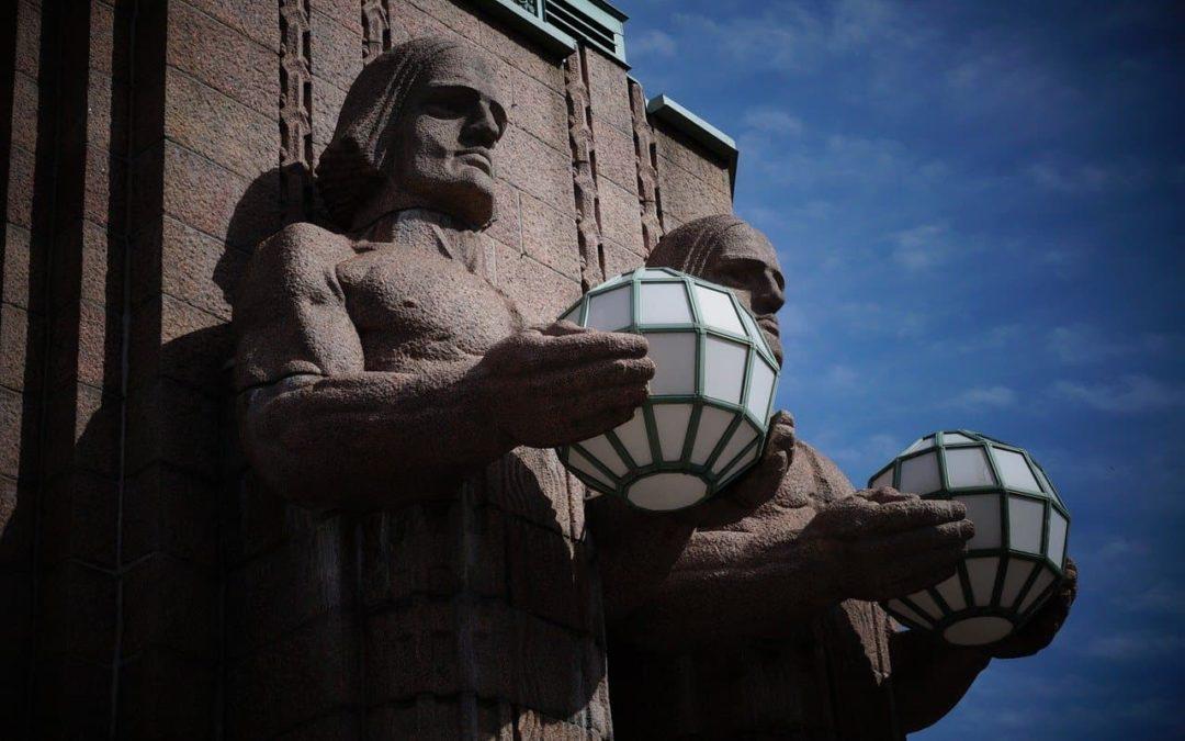 """Integrierte Europastudien""-Praktikum an der Deutschen Botschaft Helsinki"