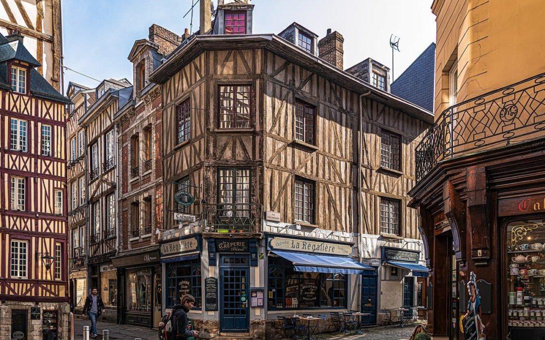 Als Fremdsprachenassistentin in Rouen