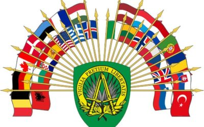 Internship at the Supreme Headquarters Allied Powers Europe with Erasmus+