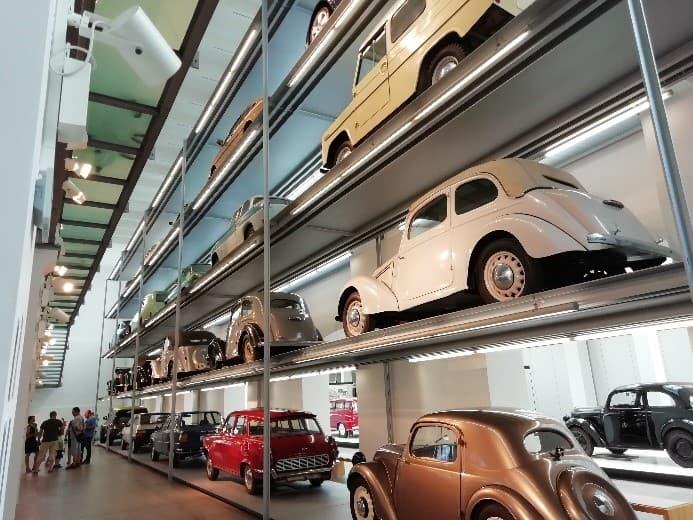 ERASMUS+ Praktikum bei Škoda Auto in Tschechien