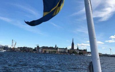 Mina drömmars stad. Auslandserfahrung Stockholm – Eine Reise ohne Rückkehr