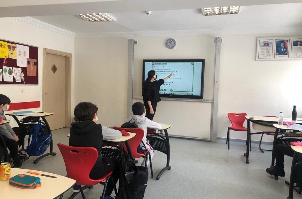 Teaching in the Time of Corona Pandemic – Erasmus+ Internship in Turkey
