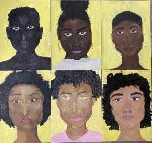 Schwarz ist nicht schwarz