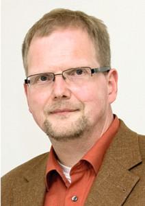 Foto des Preisträgers Jan Ulrich Büttner