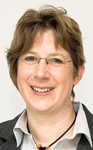 Foto der Preisträgerin Andra Thiel-Hoffmeister