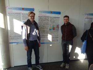 Abbildung 5: Hendrik Schydlo (rechts) und Rainer Fliege.