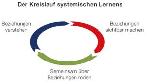 Abbildung 1: Der Kreislauf systemischen Lernens.