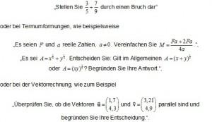 Graphik mathematische Formeln