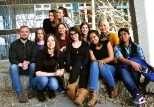 Foto der Projektgruppe