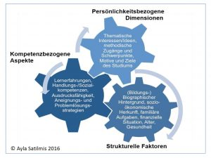 "Schaubild 2: ""Studienrelevante Heterogenitätsdimensionen"""