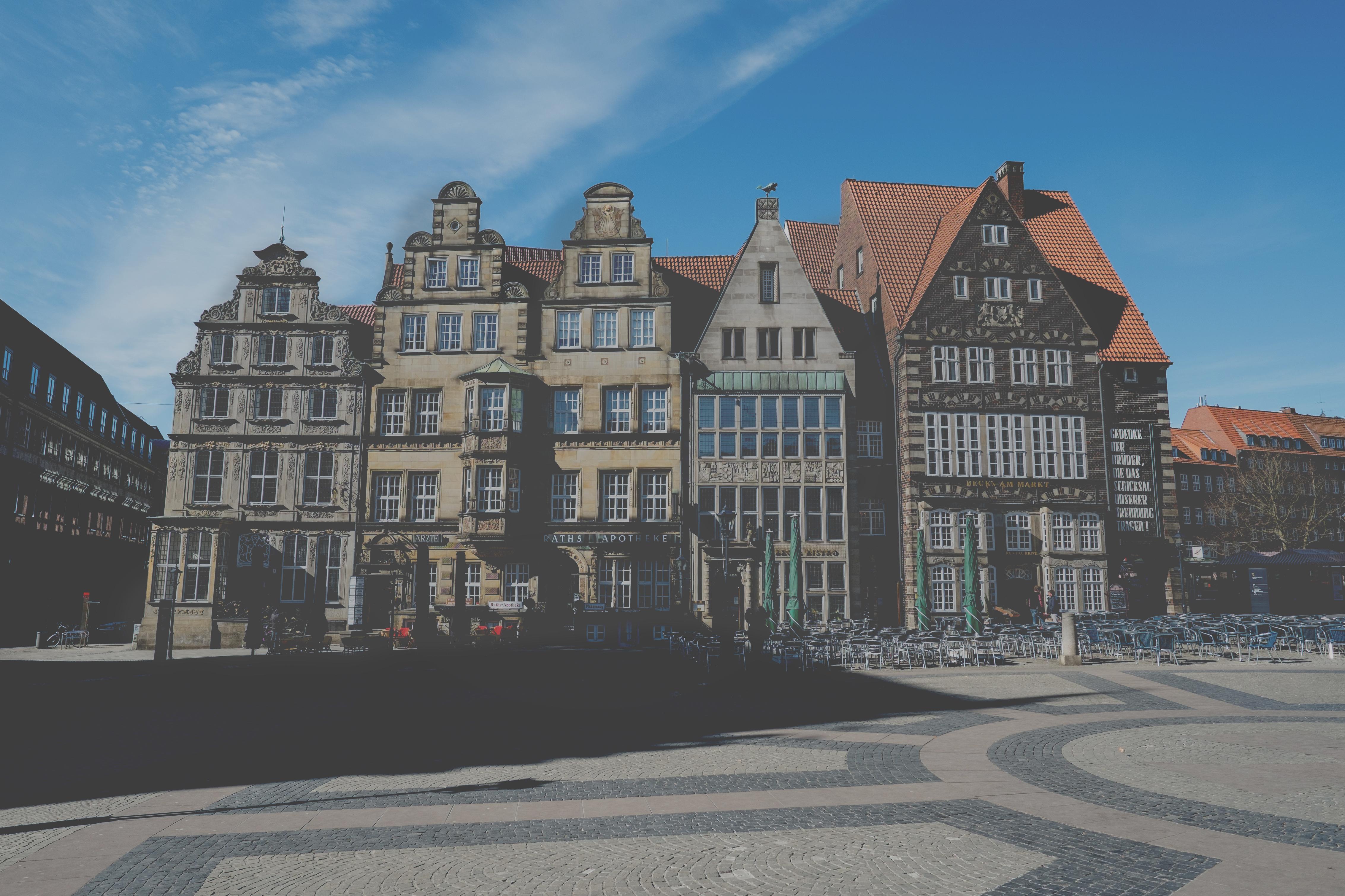 Städtische Räume und urbane Netzwerke